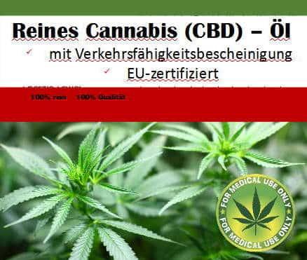 Cannabis-Öl direkt hier bestellen!